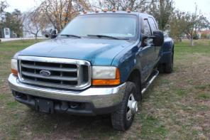 2000 Ford F350 Lariat Dually 4x4 7.3 Diesel