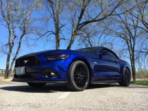 2016 Mustang GT Convertible w/ Performance Package