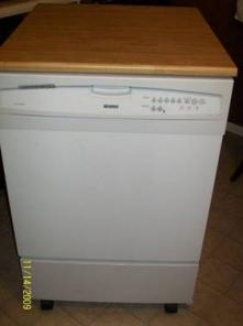 Kenmore Ultra Wash Portable Dishwasher Please Contact